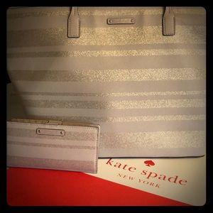 Kate Spade Haven Lane Shoulder tote